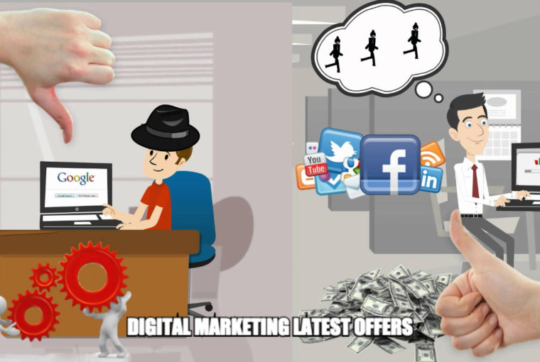 Digital Marketing Latest Offer List